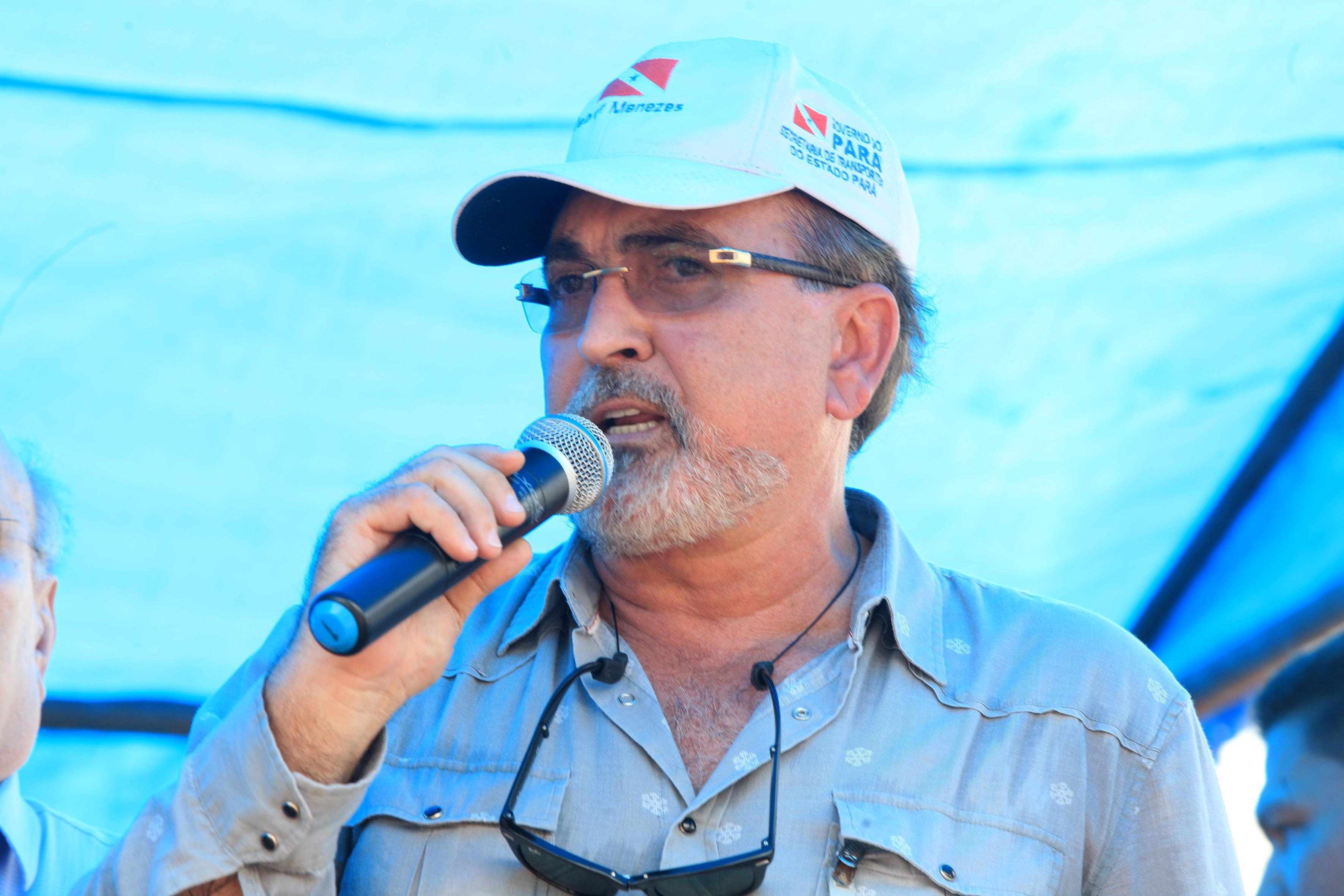 O secretário de Estado de Transportes, Kléber Menezes, ressaltou que Acará e Moju têm uma grande fronteira de expansão para a produção, impulsionando